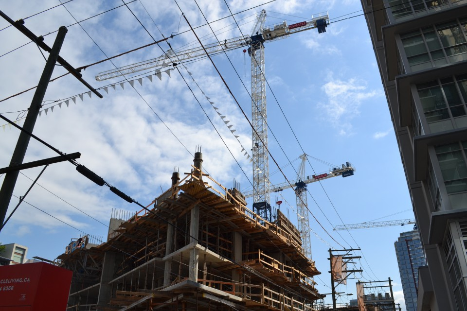 West Vancouver Building Permits Issued
